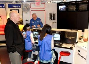 Challenger Learning Center Flight Command